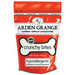 Crunchy Bites – хрустящее лакомство. С мясом цыпленка.