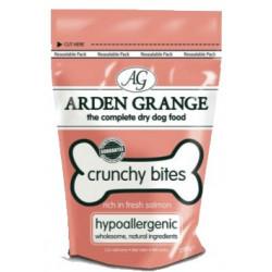 Crunchy Bites – хрустящее лакомство. С лососем