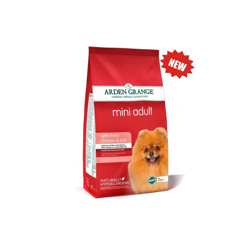 Mini Adult Dog Chicken & Rice